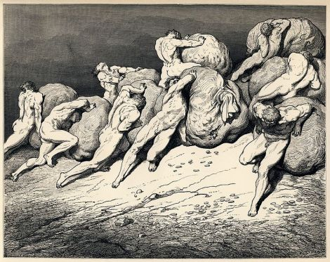 Gustave Doré - Dante'nin Cehennemi